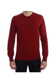 Cashmere Crew-neck Pullover Sweater