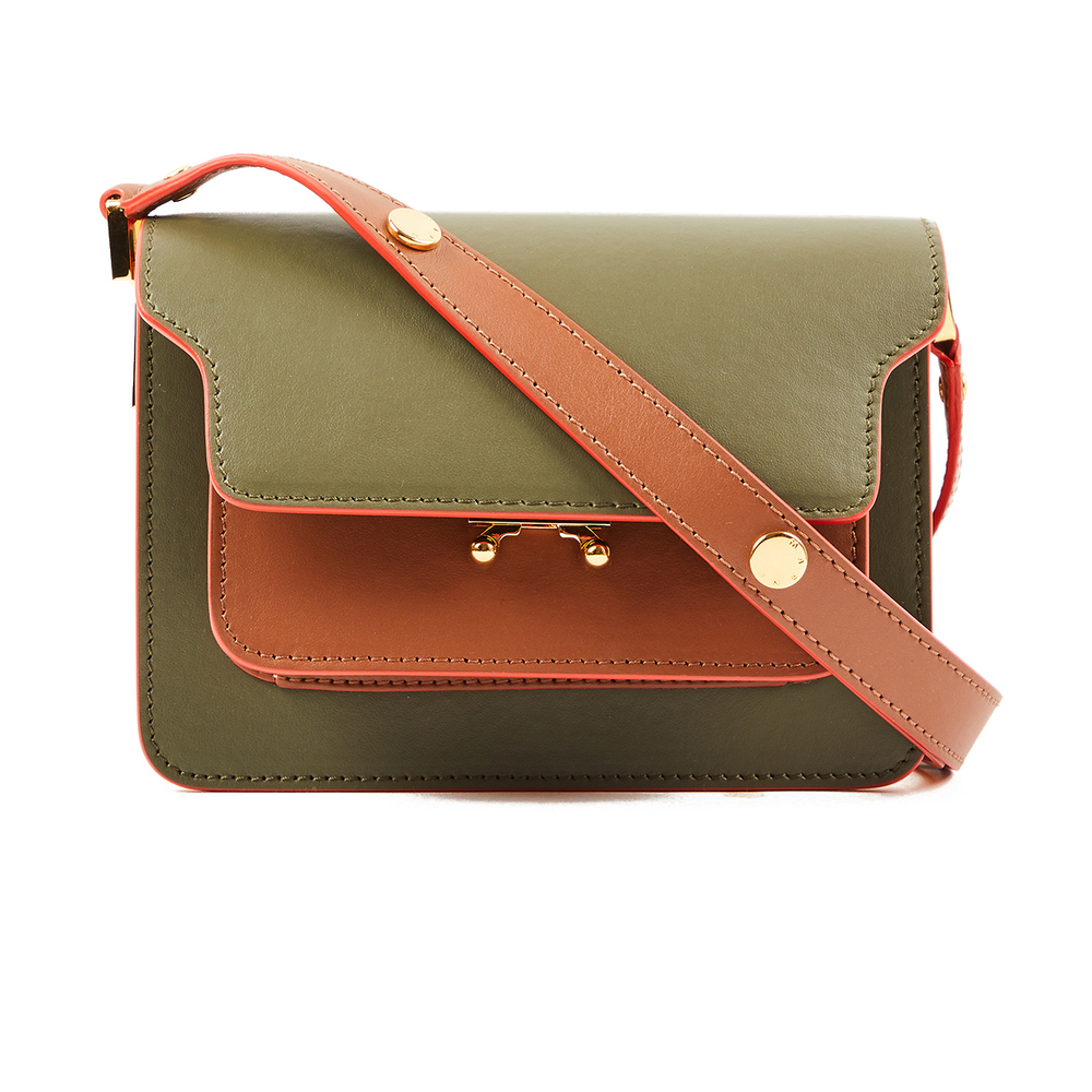 Brown Behind the Trunk Mini | Marni | Crossovervesker