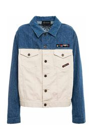 CAVALRY AND DENIM JACKET