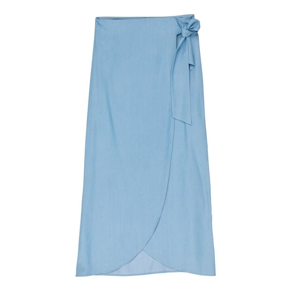 Blue Rebecca Skirt  InWear  Midi- & knelange skjørt