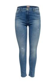 Skinny fit jeans Paola highwaist