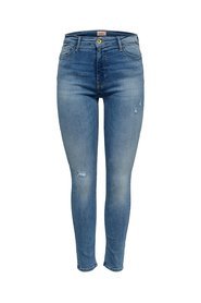 Skinny jeans Paola high waist