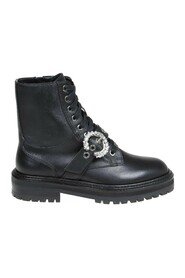 Cora boots in leather
