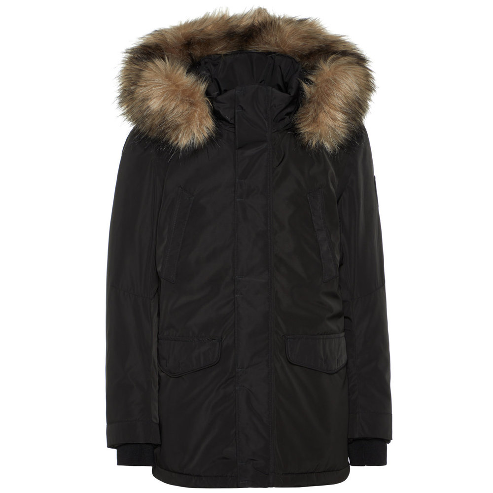 Winter jacket functional parka