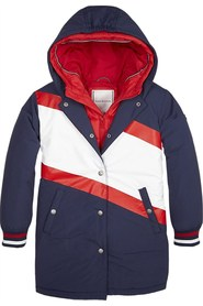 TOMMY HILFIGER KG0KG04467 - 2 IN 1 JACKET JACKET AND JACKETS Unisex Boys BLACK IRIS