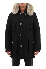 Artic DF Parka With Coyote Fur