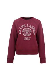 College Long Sleeve sweatshirt