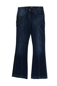 Cotton Stretch Low Waist Jeans