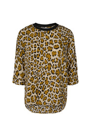 Mønster Co`Couture Dorset Animal Blouse Topp