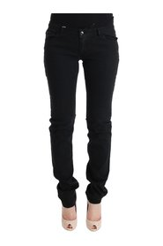 Slim Fit Low Waist Jeans