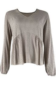 SOPHIA DOTTED BLOUSE