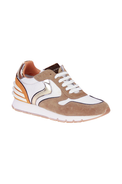 Voile Blanche White Sneakers - Wit Vl5O7BL