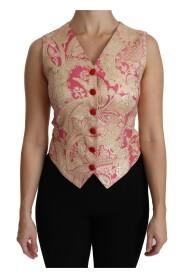 Brocade Waistcoat Vest