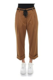 PASVGNQ Cropped Trousers