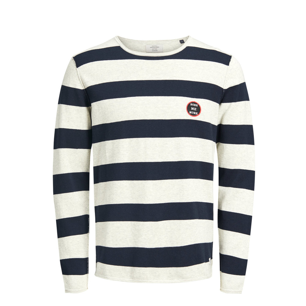 Knitted Pullover Casual