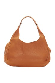 Campana Leather Hobo Bag