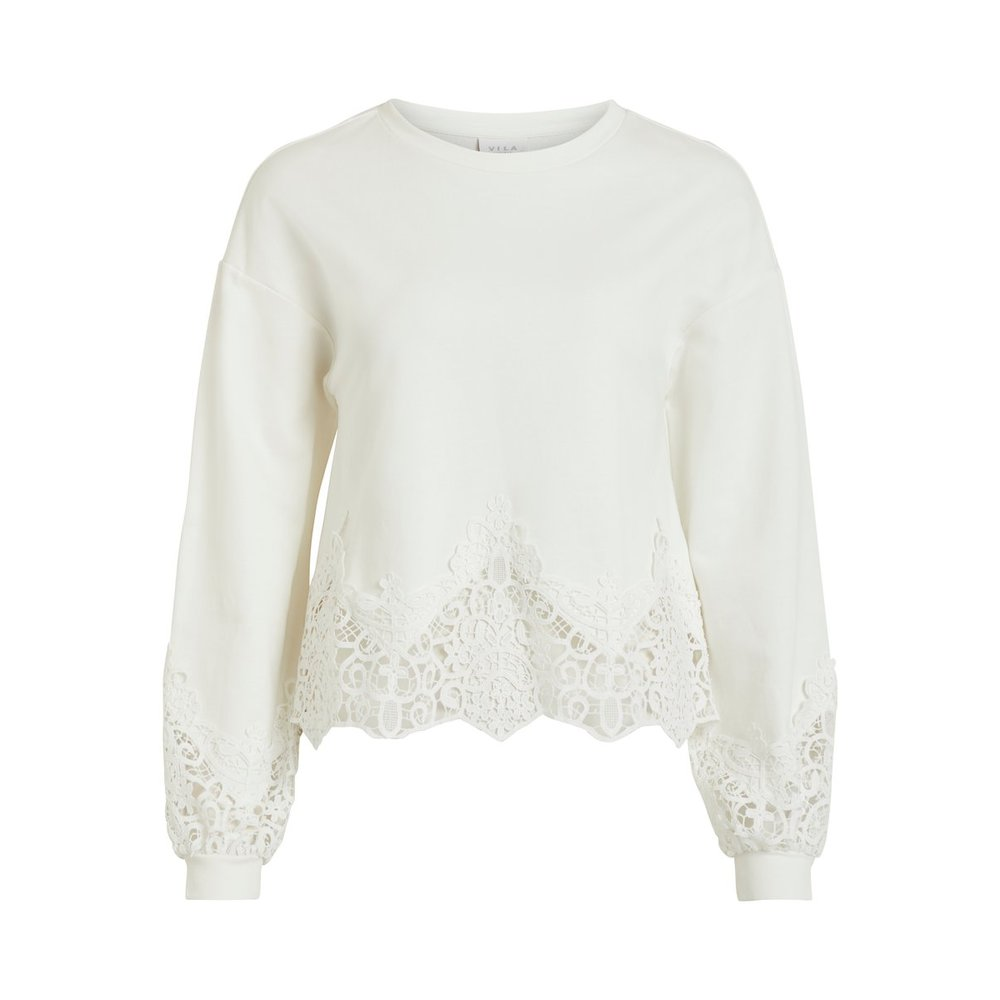 Pullover Lace detailed