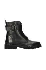 Bee 517-a  leather boots buckle