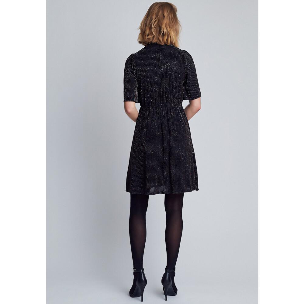 DRY LAKE Black Sigrid Dress DRY LAKE
