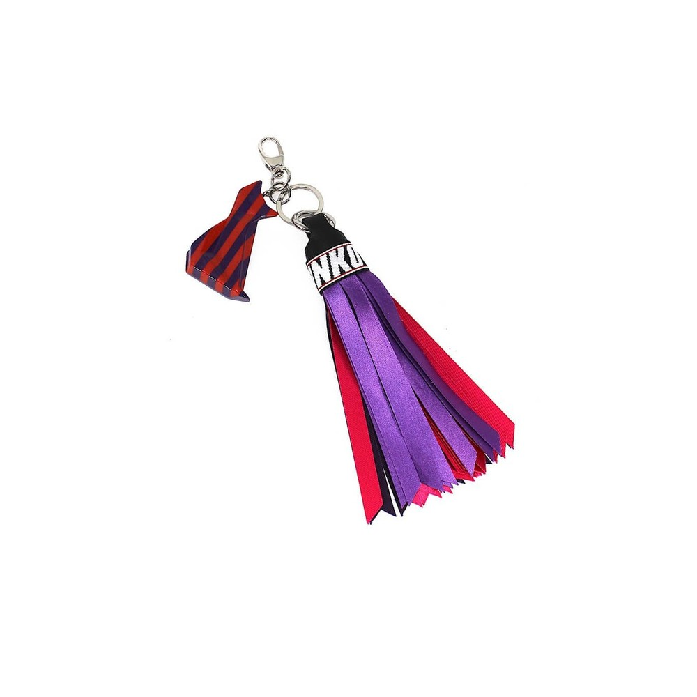 OMBRINA TASSEL KEY RING