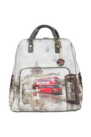 Yes401f2 Backpack London Rainbow