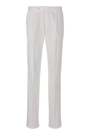Trousers With Straight Cut