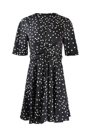 Agone Spotted Dress