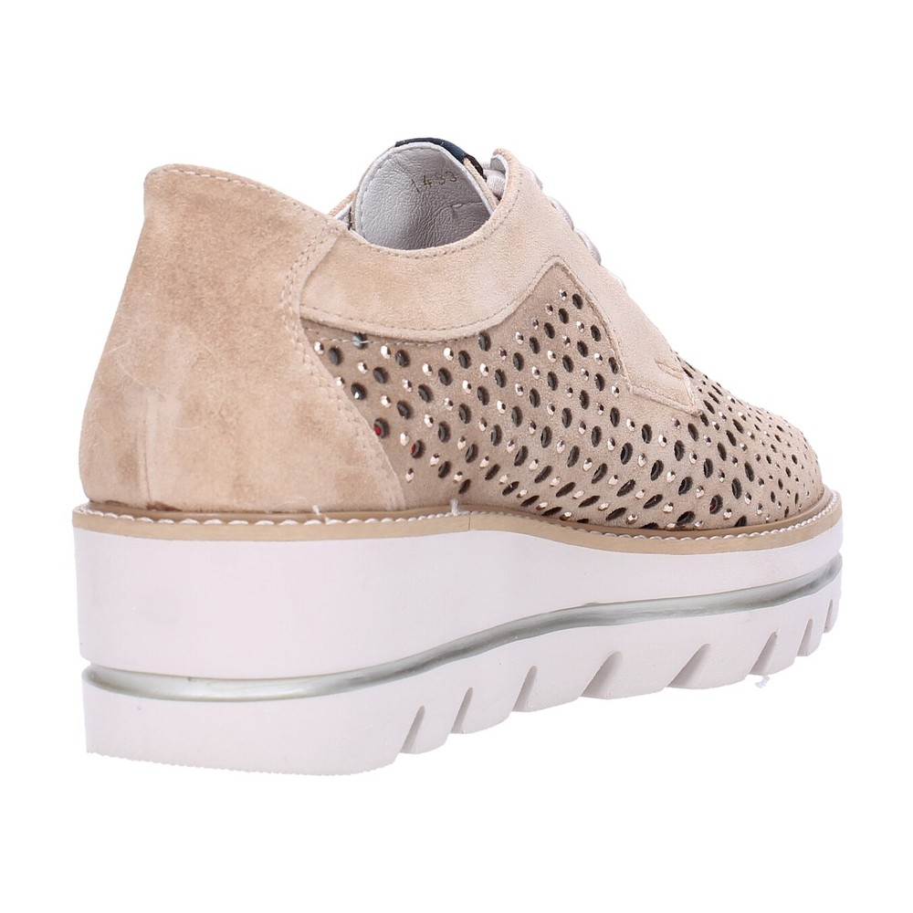 Beige 14835 SNEAKERS | Callaghan | Sneakers | Damenschuhe