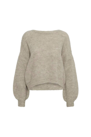 ANNALULN OVERSIZE KNIT PULLOVER