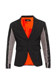 Sport Biker Mix Jacket