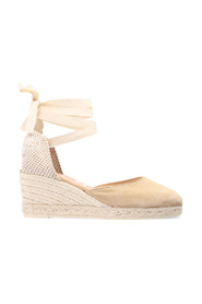 Hamptons wedge sandals