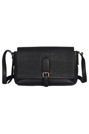 Bonnelli leather bag with flap