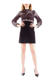 FRACOMINA FR19FP010 DRESS Women BLACK