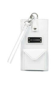 PHONE CASE WITH HANDSTRAP IN LEATHER