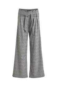 object lisa wide pant check