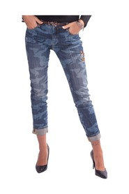 Jeans With Pattern - F120W10001D01002