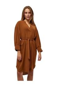 Sabia Dress - MONKS ROBE