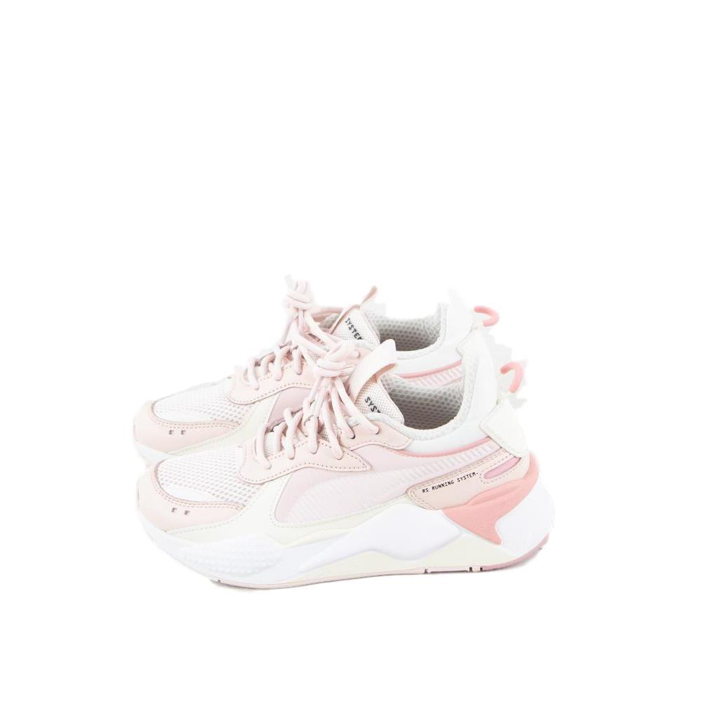 23c25c91 Pink RS-X Tracks - Mauve Morn - Marshmallow - | PUMA | Sneakers ...