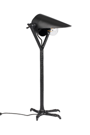 Sort Zuiver Bordlampe Falcon