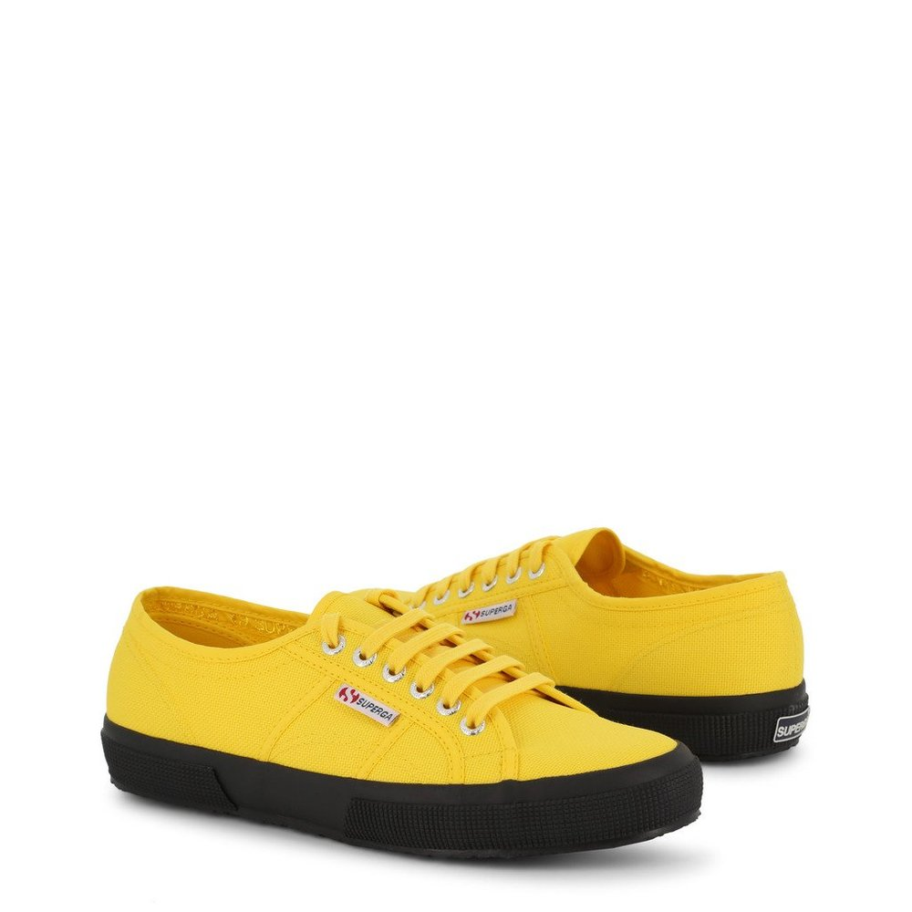 yellow Sneakers | Superga | Sneakers | Herenschoenen
