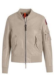 Fleur Leather Mastic Jacket