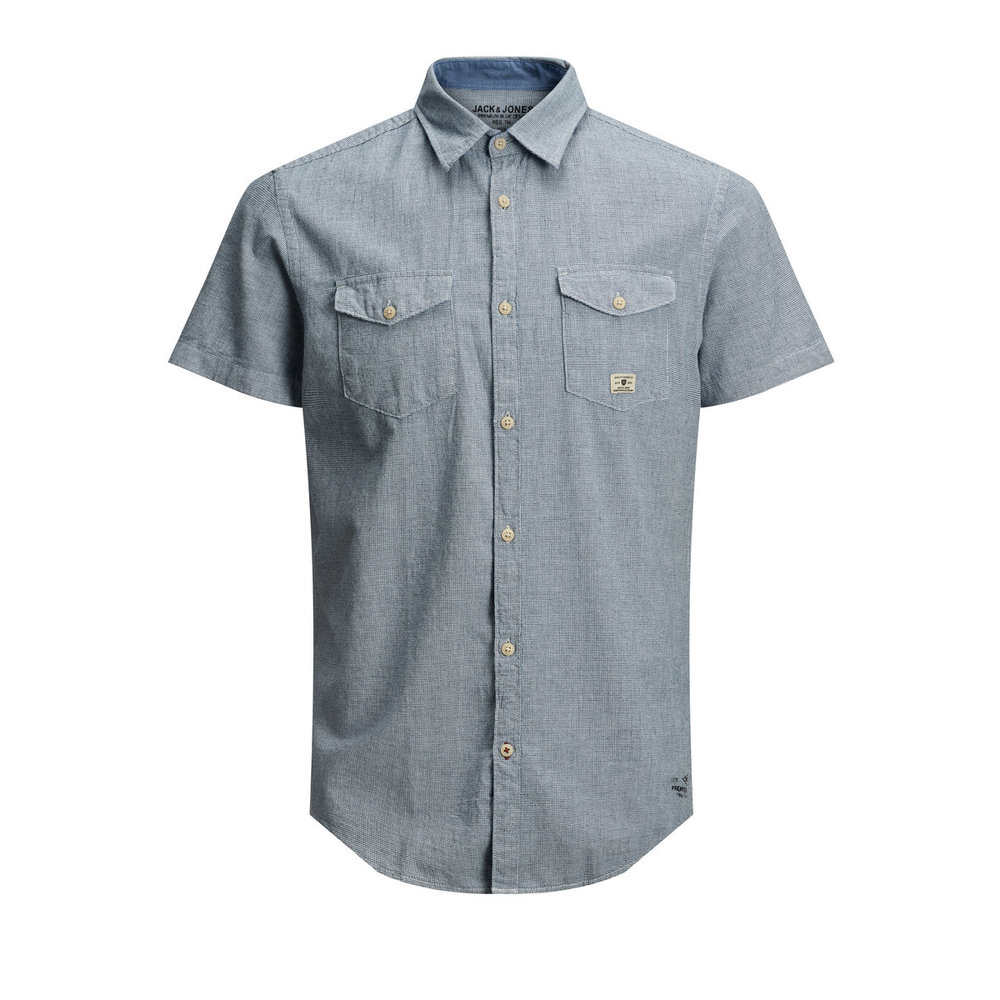 Short sleeved shirt Western