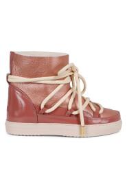 Rosa Inuikii Champagne Gloss Sneakers Sko