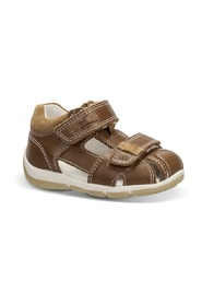 Superfit børnesandal brun