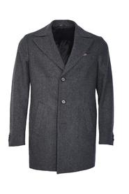 Pizzo wool coat