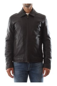 BOMBOOGIE JMJHIM P SOL JACKET AND JACKETS Men BROWN