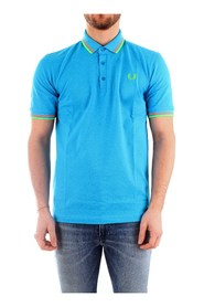 FRED PERRY M102 Polo Men HEAVENLY