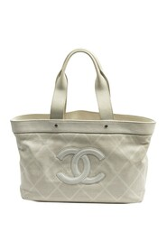 Pre-owned CC Perforated Tote