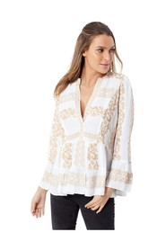 Malice-Embroidery- Shirts & Blouses