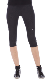 NIKE - 3/4 TIGHT - SORT